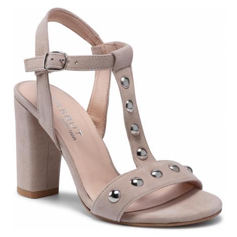 Sandály EKSBUT - 3B-6113-L51 Béžová