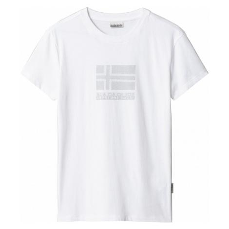 NAPAPIJRI NAPAPIJRI dámské bílé tričko SEOLL