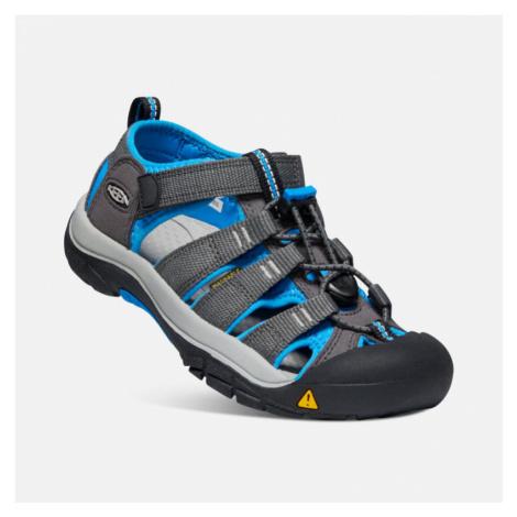 Dětské sandály Keen Newport H2 Kids magnet/brilliant blue