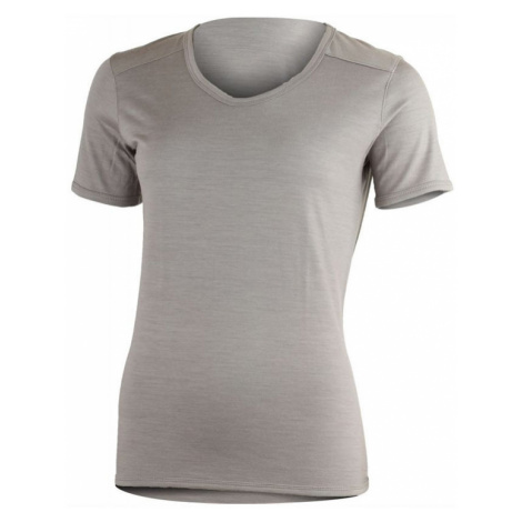 Dámské vlněné Merino triko Linda 160g - šedé Lasting