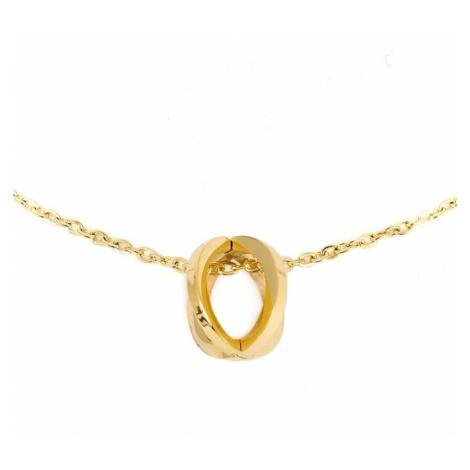 Vuch Dámský náhrdelník Ball Gold