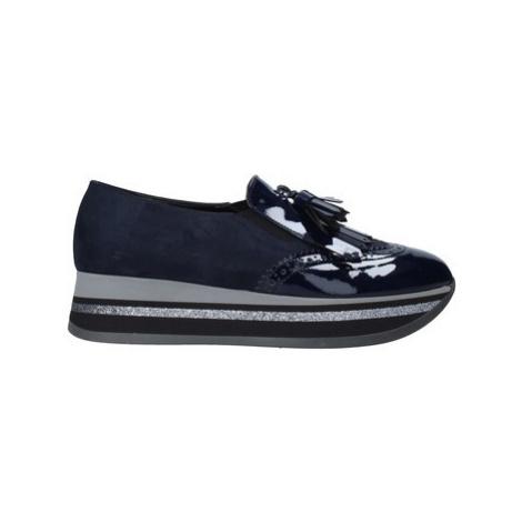 Grace Shoes GLAM004 Modrá