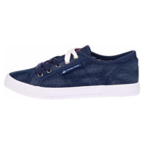 Dámská obuv Alpine Pro DERRYLA - tmavě modrá