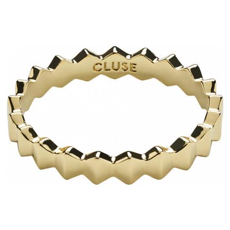 Cluse Pozlacený prsten CLJ41006