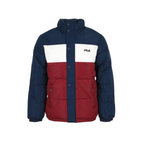 Fila Pelle Puff Jacket Červená