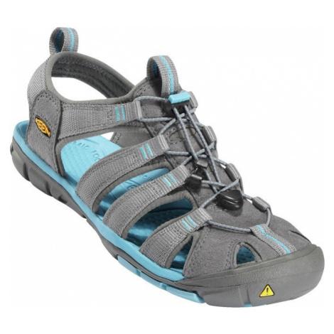 Dámské sandály Keen Clearwater CNX W gargoyle/norse blue UK