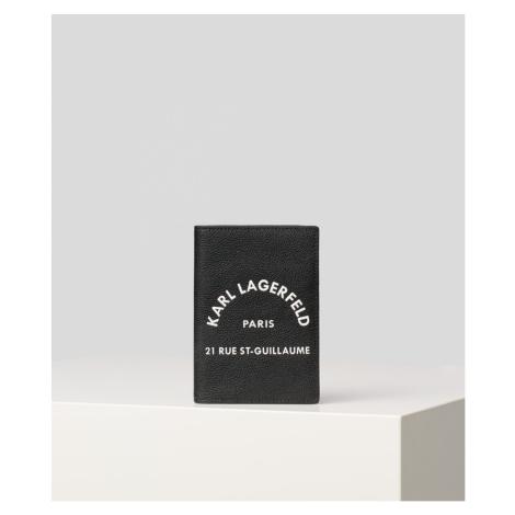 Pouzdro Na Pas Karl Lagerfeld Rue St Guillaume Pass Holder