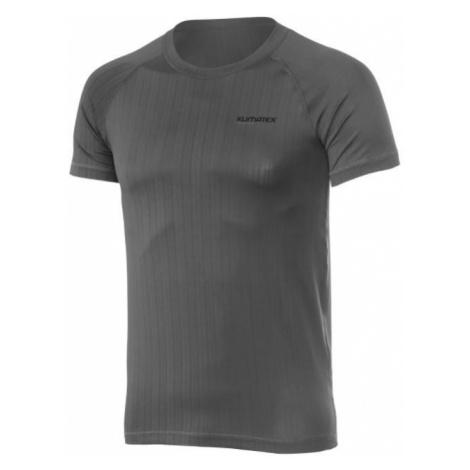 Funkční tričko Klimatex Silk Touch Bento Šedá