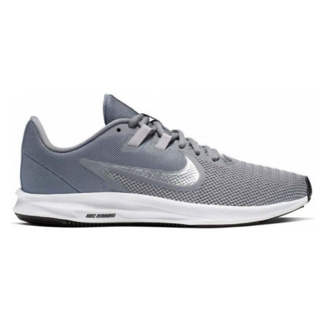 Nike DOWNSHIFTER 9 šedá 7 - Dámská běžecká obuv