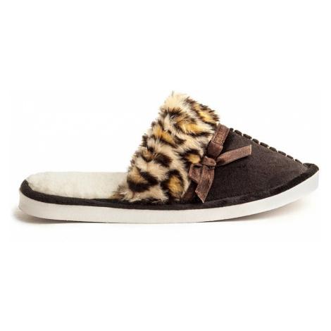 Papuče COMFY Černé Dámské Oldcom