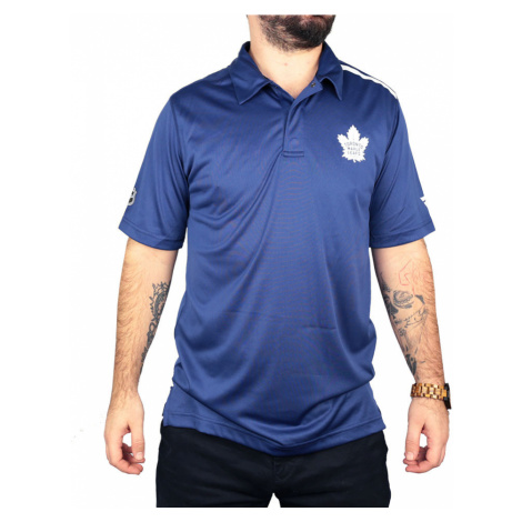 Pánské tričko Fanatics Rinkside Synthetic Polo NHL Toronto Maple Leafs