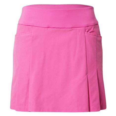 Adidas Golf Sportovní sukně pink