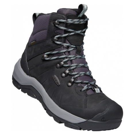 Dámské boty Keen Revel IV Mid Polar W black/harbor gray UK