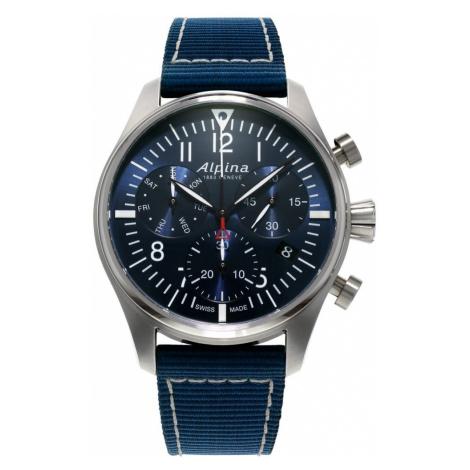 Alpina Startimer Pilot Chronograph Quartz AL-371NN4S6