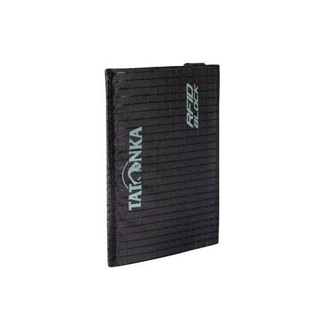 Tatonka Card Holder Rfid B Black Uni