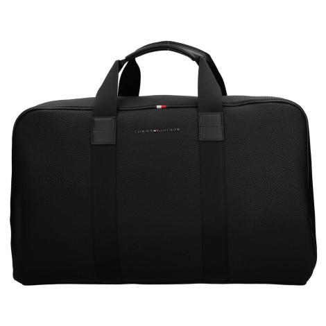 Pánská cestovní taška Tommy Hilfiger Roben - černá