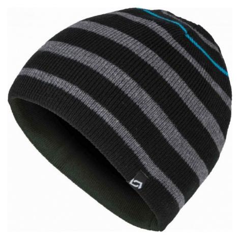 Lewro OLAFSON šedá - Chlapecká pletená čepice