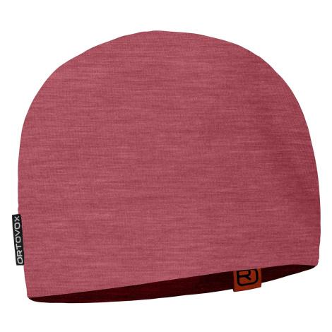 Čepice Ortovox 120 Tec Beanie Barva: červená