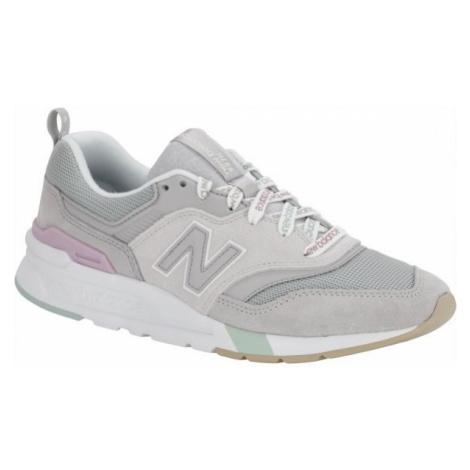 New Balance CW997HKB šedá - Dámská vycházková obuv