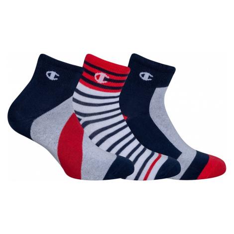 Dámské ponožky Champion 8SW MIX | vzorované