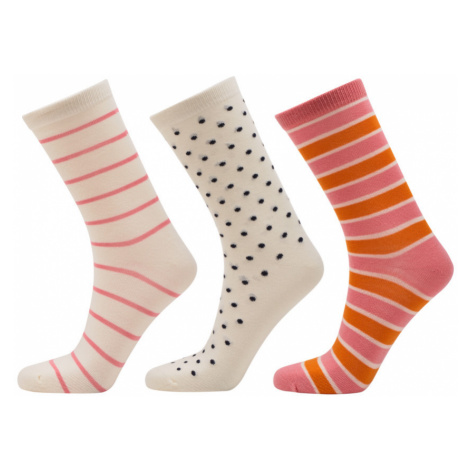 PONOŽKY GANT D2. MIXED SOCKS 3-PACK