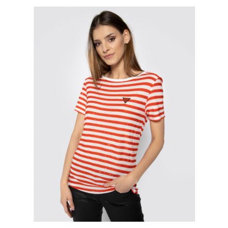 Guess dámské pruhované tričko