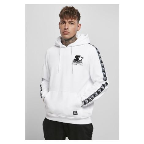 Starter Logo Taped Hoody - white Urban Classics