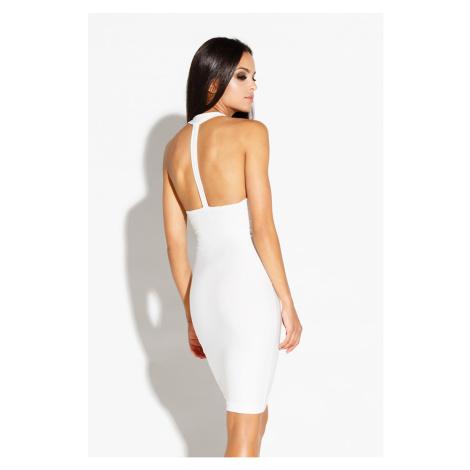 Smetanové šaty Sitru Dursi