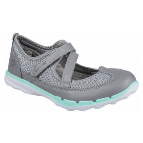 Lotto RIMINI šedá - Dámská volnočasová obuv