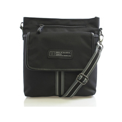 Enrico Benetti Černá taška přes rameno 4474 Černá