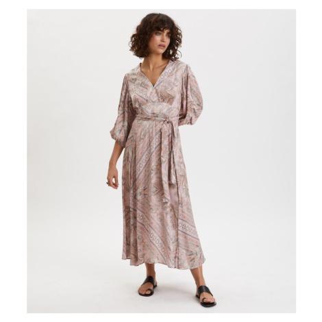 Šaty Odd Molly Radiant Dress - Fialová