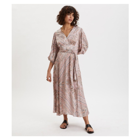 Šaty Odd Molly Radiant Dress - Růžová