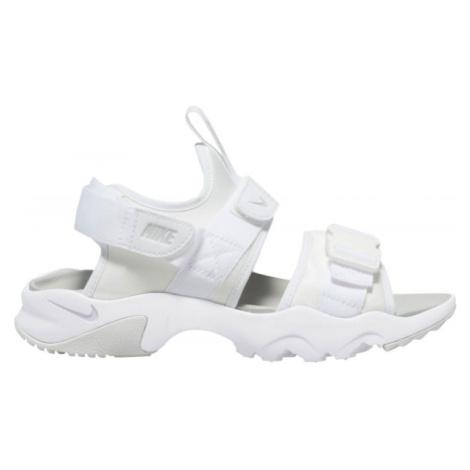 Nike CANYON SANDAL bílá - Dámské sandály