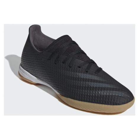 Adidas Kopačky X Ghosted.3 Indoor Černá