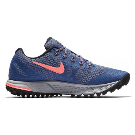 Dámská obuv Nike Air Zoom Wildhorse 3 Modrá / Oranžová