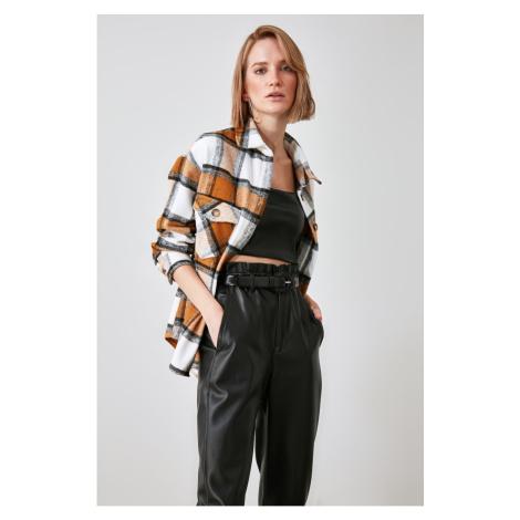 Dámská košile Trendyol Checkered