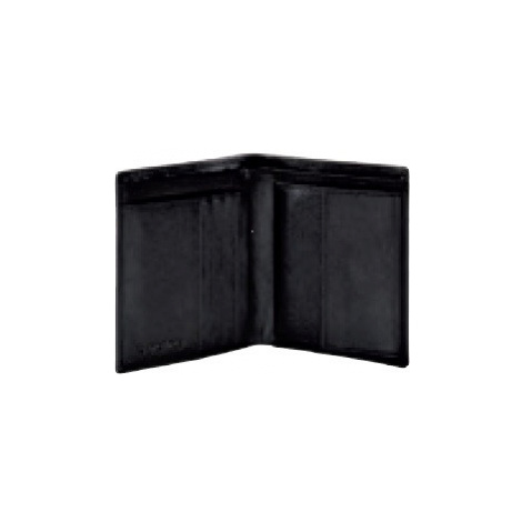 SAMSONITE Peněženka pánská Success 61U-09007 na výšku kožená černá, 10 x 19 x 12 (54575/1041)