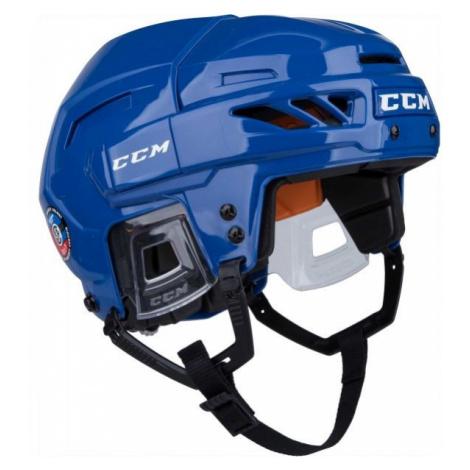 CCM FITLITE 90 SR modrá - Hokejová helma