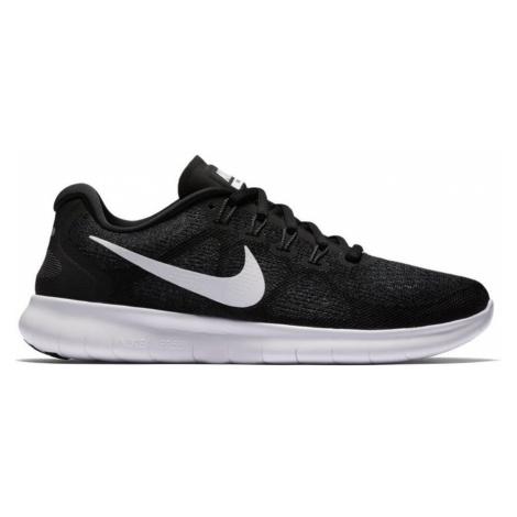 Dámské běžecké boty Nike Free RN 2017 Černá / Bílá
