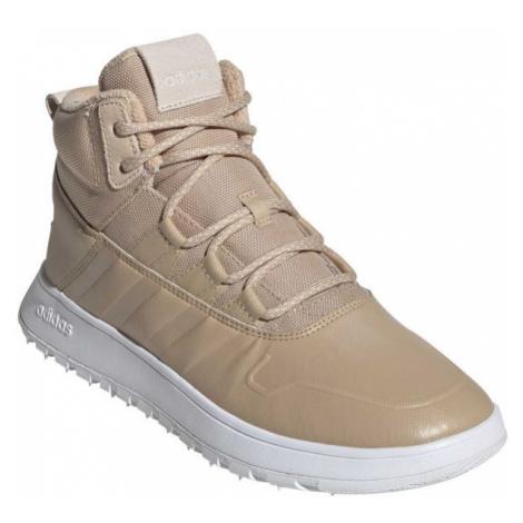 adidas FUSION STORM WTR béžová - Dámská volnočasová obuv