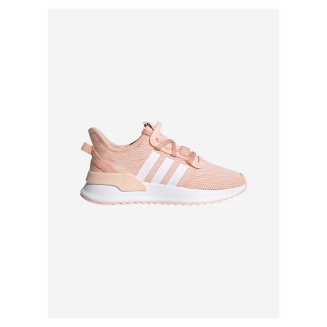 U Path Run Tenisky dětské adidas Originals Růžová