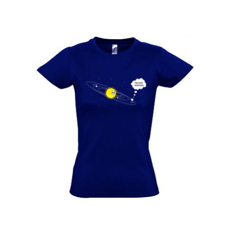 Geek tričko Převážně neškodná Dámské