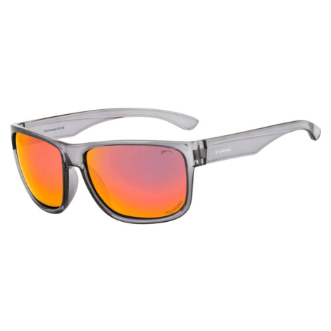 RELAX GALIANO Sluneční brýle R2322I tmavá šedá L