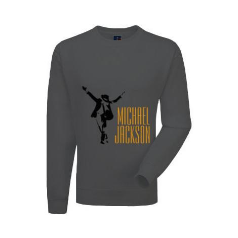 Pánská mikina bez kapuce Michael Jackson
