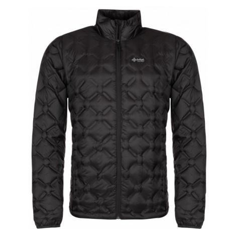 Kilpi Pánská péřová bunda Papilon černá
