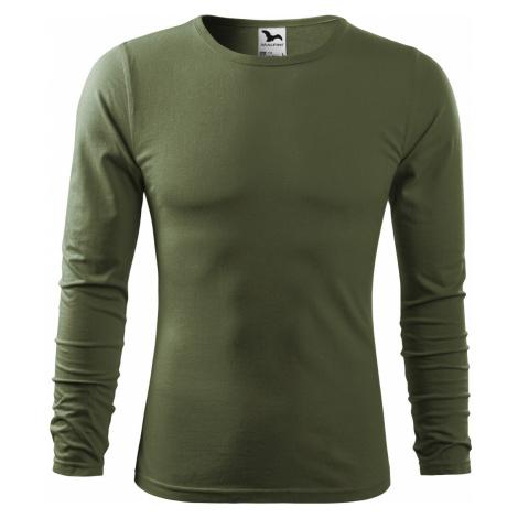 Malfini FIT-T Long Sleeve Pánské triko 11909 khaki