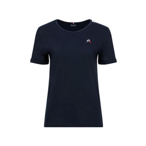 Le Coq Sportif Tri Tee SS N°2 Womens Modrá