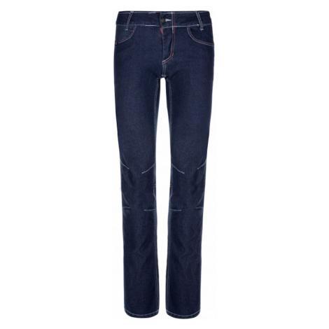 Women's leisure pants Danny-w dark blue - Kilpi