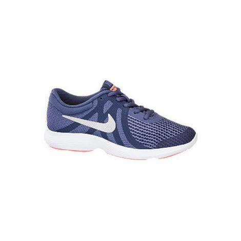 Fialové tenisky Nike Revolution 4 Bg