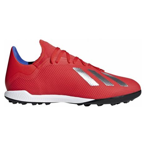 Kopačky adidas X Tango 18.3 TF Červená / Bílá